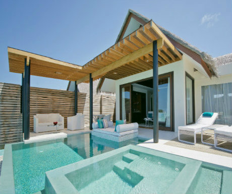 Niyama Resort Deluxe Water Studio with Pool