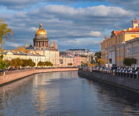 Perfect Weekend St Petersburg Russia