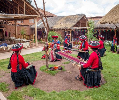 Peru Chinchero Weavers