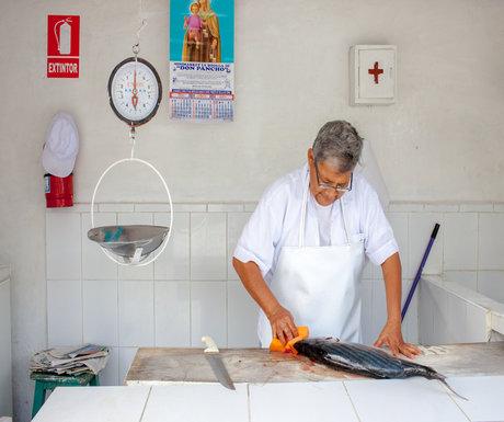 San Isidro Fish