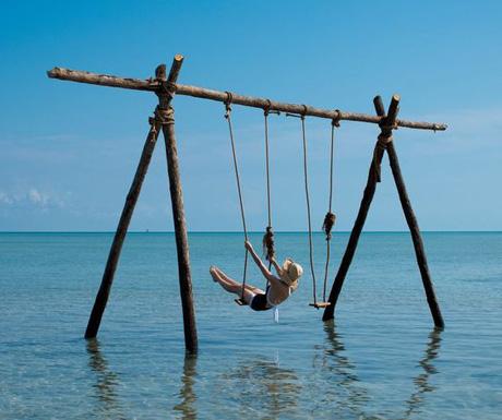 Sea-Swing-Benguerra-Island