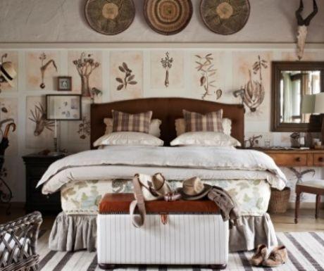 Singita Castleton bedroom