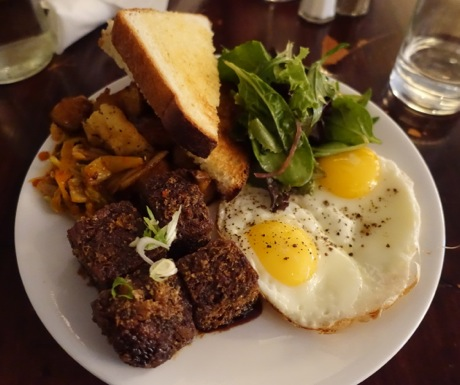 5 Cant Miss Toronto Experiences-Brunch at Beast Restaurant