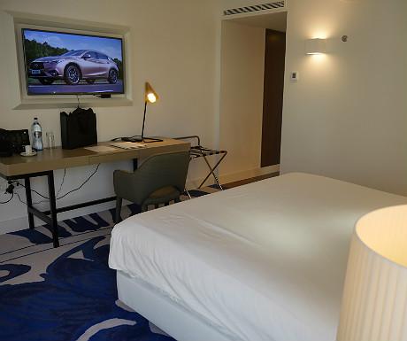 Bedroom at Hotel Palacio do Governador