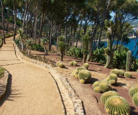 Cap Roig Botanical Gardens