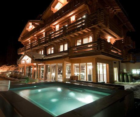 Chalet The Lodge Verbier Switzerland, Swiss Alps