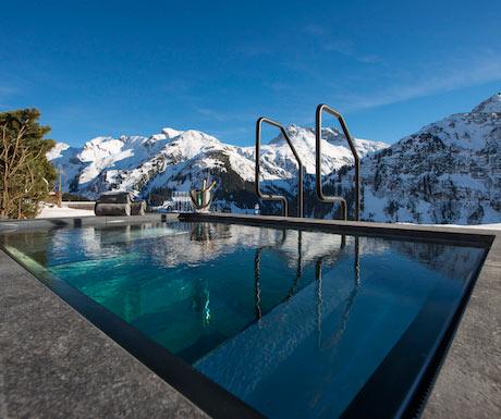 Chalet Uberhaus Lech Arlberg Austria