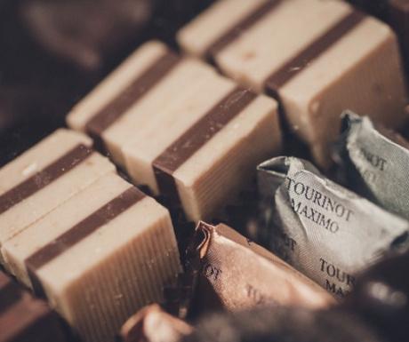 Chocolate - Guido Gobino