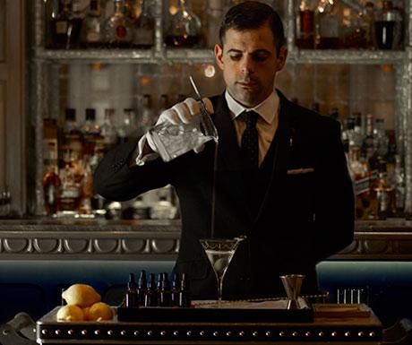 Connaught-Bar