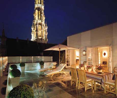 Hotel Amigo suite  Blaton, Brussels