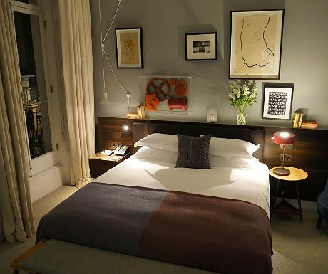Laslett bedroom