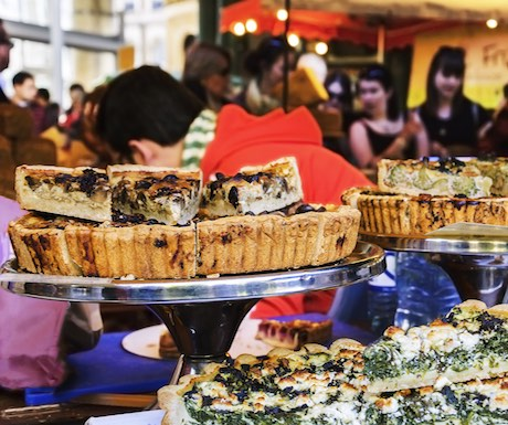 Top 5 Foodie Cities in Europe