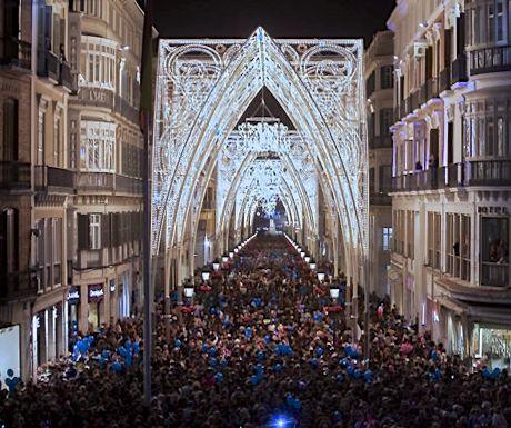 Navidad en Malaga