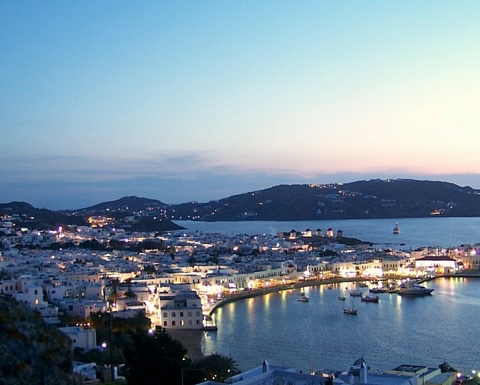 Naxos Not Mykonos