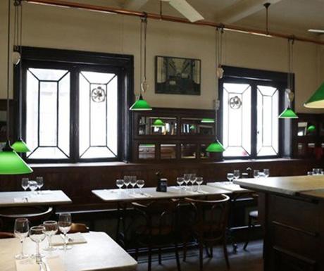 Restaurant Ogemblik, Brussels