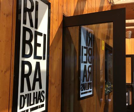 Ribeira dIlhas Restaurant