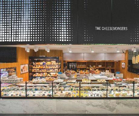 Robs luxury grocery, Brussels