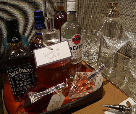 Rosewood London drinks