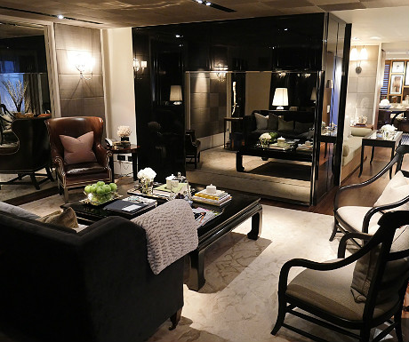 Rosewood London living area
