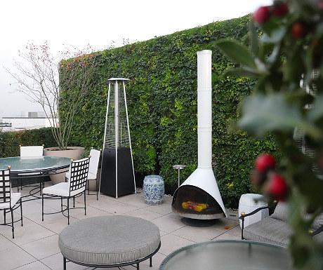 Rosewood London terrace