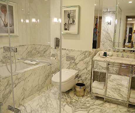 Wellesley bathrom