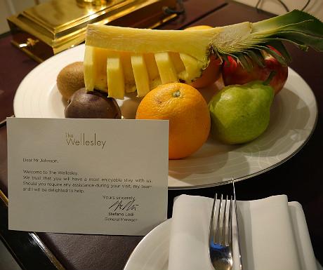 Wellesley fruit