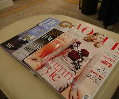 Wellesley magazines