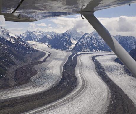 Yukon Plane View