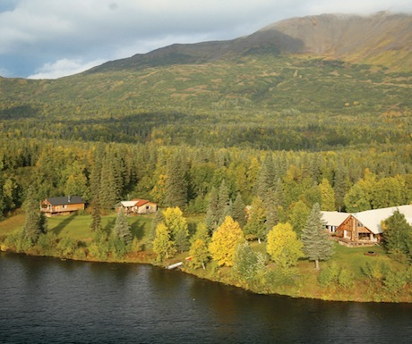 Winter Lake Lodge 2007