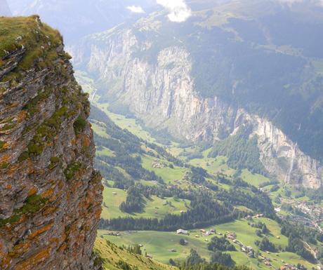 Grindlewald View