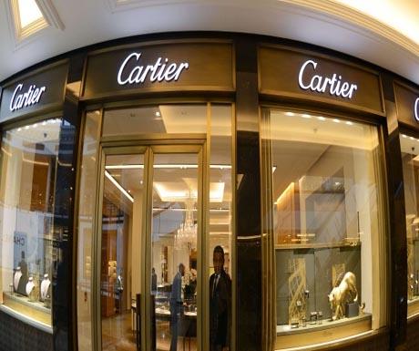 Cartier Shop