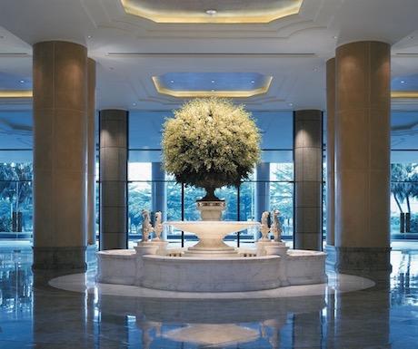 Grand Hyatt Taipei Lobby