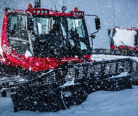 Grooming at Whistler