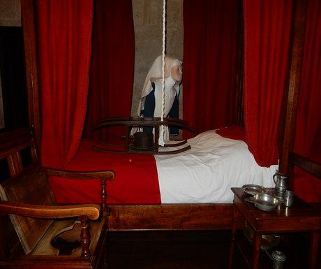 Hotel Dieu inside