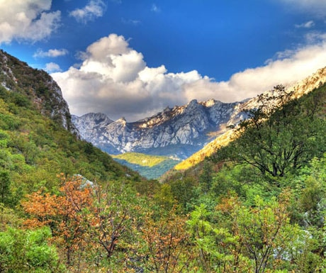 National park North Velebit