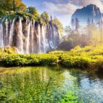What makes the 8 national parks in Croatia special