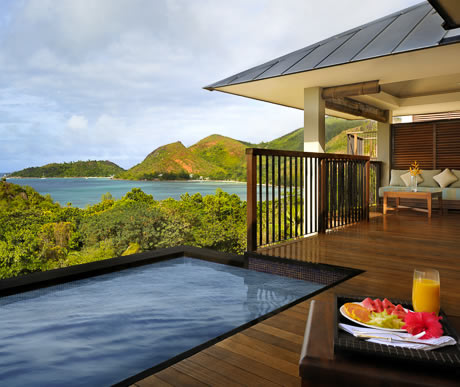 Raffles Praslin Panoramic Pool Villa