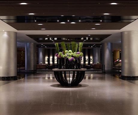 Regent Taipei Lobby
