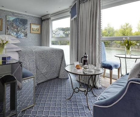 Rhone cruise suite