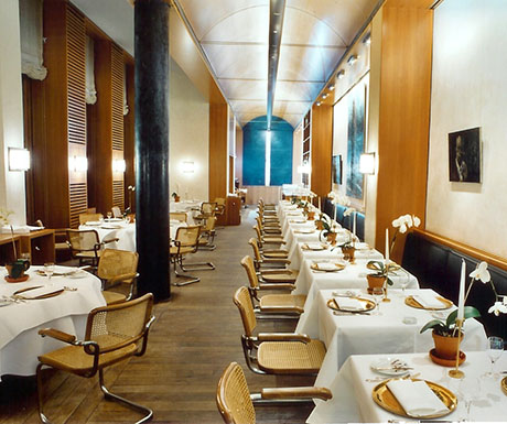 Vau restaurant, Berlin