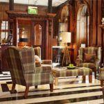 24 hours of luxury in Edinburgh
