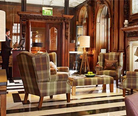 00.00 Sweet Dreams at The Scotsman Hotel