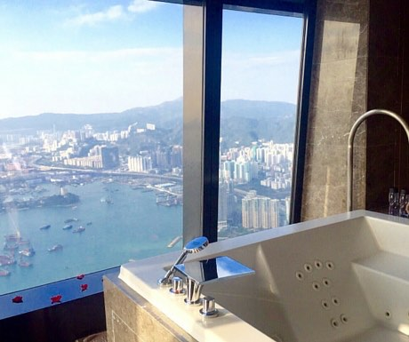6 The Ritz Carlton, Hong Kong, China