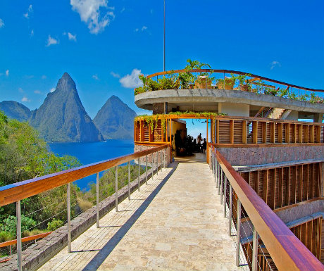 Jade Mountain St Lucia 460385