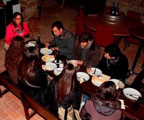 Montserrat Wine Tapas