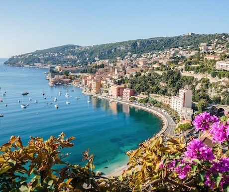 Nice View of Cote d'Azur