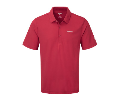 NosiLife Nemla short sleeved polo