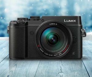 Win the amazing Panasonic Lumix GX8 camera worth over GBP1,000!