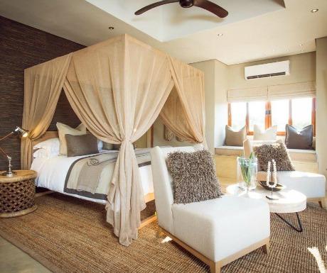 Sabi Bush Lodge interior