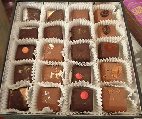 Said Chocolates